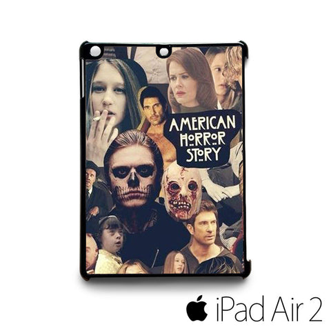 American Horror Story for custom case iPad 2/iPad Mini 2/iPad 3/iPad Mini 3/iPad 4/iPad Mini 4/iPad Air 1/iPad Air 2