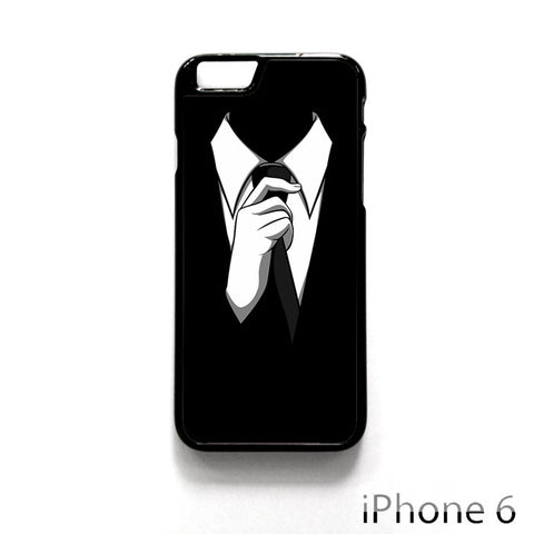 Anonymous Suit for Iphone 4/4S Iphone 5/5S/5C Iphone 6/6S/6S Plus/6 Plus Phone case