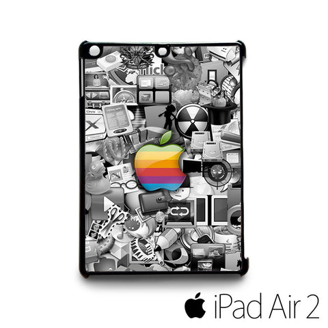 Apple Logo1 for custom case iPad 2/iPad Mini 2/iPad 3/iPad Mini 3/iPad 4/iPad Mini 4/iPad Air 1/iPad Air 2