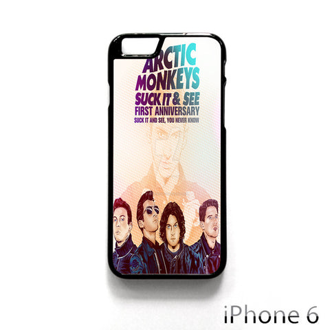Arctic Monkey Suck it and See for Iphone 4/4S Iphone 5/5S/5C Iphone 6/6S/6S Plus/6 Plus Phone case