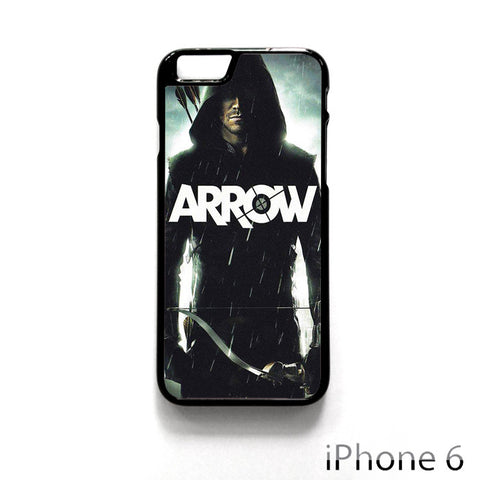 Arrow Oliver Queen Stephen Amell Wicked Town for Iphone 4/4S Iphone 5/5S/5C Iphone 6/6S/6S Plus/6 Plus Phone case