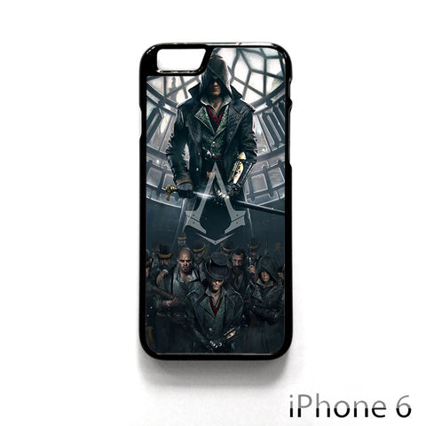 Assassin's Creed Syndicate for Iphone 4/4S Iphone 5/5S/5C Iphone 6/6S/6S Plus/6 Plus Phone case