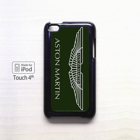 AstonMartin Car Logo 2014 for apple case iPod 4/iPod 5