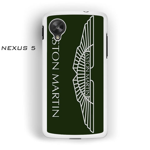 AstonMartin Car Logo 2014 for Nexus 4/Nexus 5 Phonecases