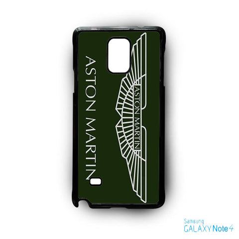 AstonMartin Car Logo 2014 for phone case Samsung Galaxy Note 2/Note 3/Note 4/Note 5/Note Edge