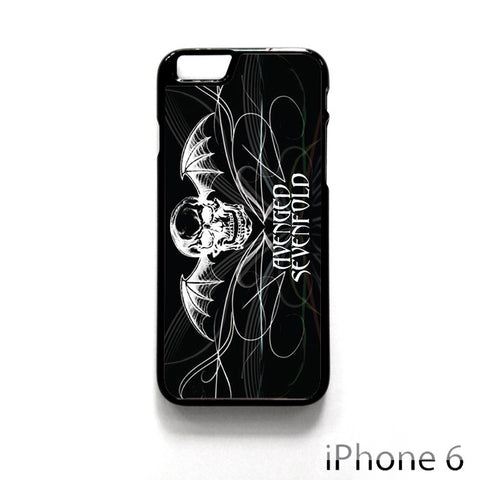 Avenged Sevenfold for Iphone 4/4S Iphone 5/5S/5C Iphone 6/6S/6S Plus/6 Plus Phone case