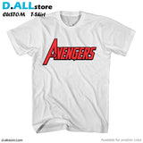 Avengers logo for Custom T-Shirt