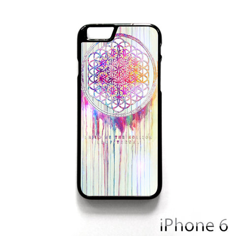 BMTH Sempiternal In Rainbow Watercolor Drop Bring Me The Horizon for Iphone 4/4S Iphone 5/5S/5C Iphone 6/6S/6S Plus/6 Plus Phone case