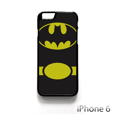 Batman Costume for Iphone 4/4S Iphone 5/5S/5C Iphone 6/6S/6S Plus/6 Plus Phone case