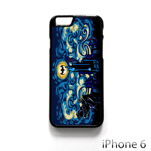 Batman Starry Knight for Iphone 4/4S Iphone 5/5S/5C Iphone 6/6S/6S Plus/6 Plus Phone case