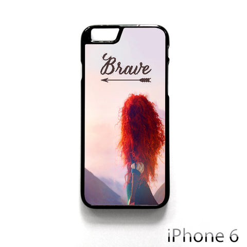 Brave Princess Merida for Iphone 4/4S Iphone 5/5S/5C Iphone 6/6S/6S Plus/6 Plus Phone case