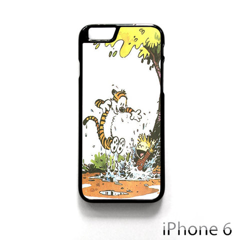 Calvin And Hobbes for Iphone 4/4S Iphone 5/5S/5C Iphone 6/6S/6S Plus/6 Plus Phone case