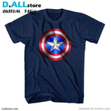 Capt America SHield for Custom T-Shirt