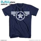 Captain America for Custom T-Shirt