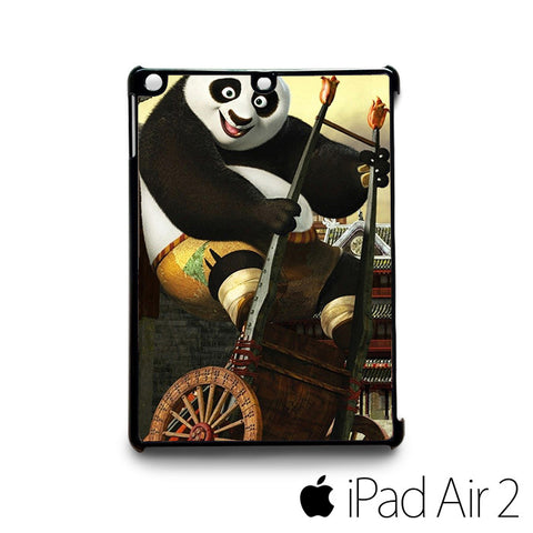 Kung Fu Panda the Big Poo for custom case iPad 2/iPad Mini 2/iPad 3/iPad Mini 3/iPad 4/iPad Mini 4/iPad Air 1/iPad Air 2