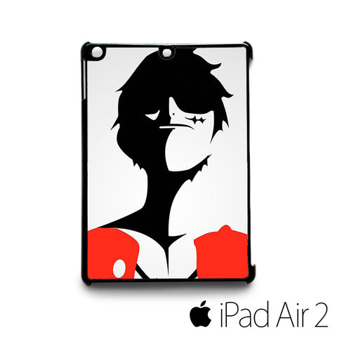 M.D. Luffy the Straw Hat Pirates for custom case iPad 2/iPad Mini 2/iPad 3/iPad Mini 3/iPad 4/iPad Mini 4/iPad Air 1/iPad Air 2