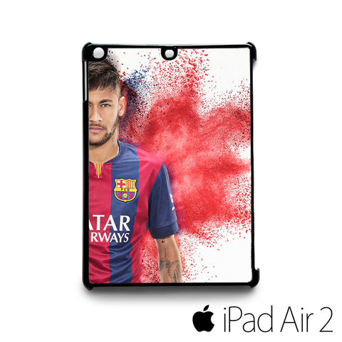 Neymar Barcelona Cool Picture for custom case iPad 2/iPad Mini 2/iPad 3/iPad Mini 3/iPad 4/iPad Mini 4/iPad Air 1/iPad Air 2
