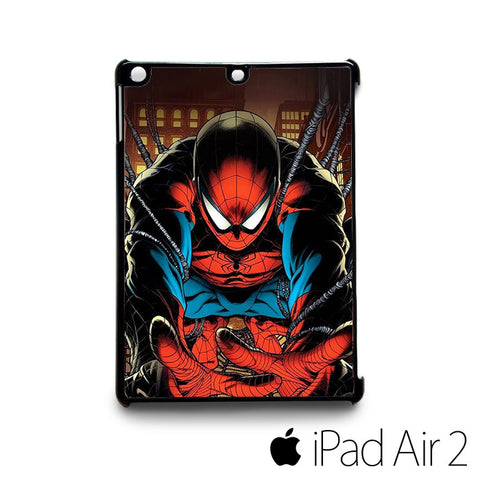 apple wallpaper spiderman for custom case iPad 2/iPad Mini 2/iPad 3/iPad Mini 3/iPad 4/iPad Mini 4/iPad Air 1/iPad Air 2