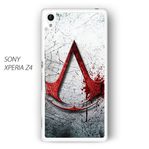 assassins creed logos for Sony Xperia Z1/Z2/Z3 phonecases
