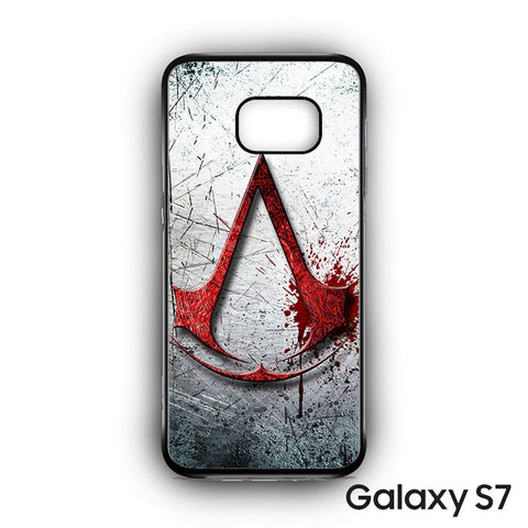 assassins creed logos for Samsung Galaxy S7 phonecases