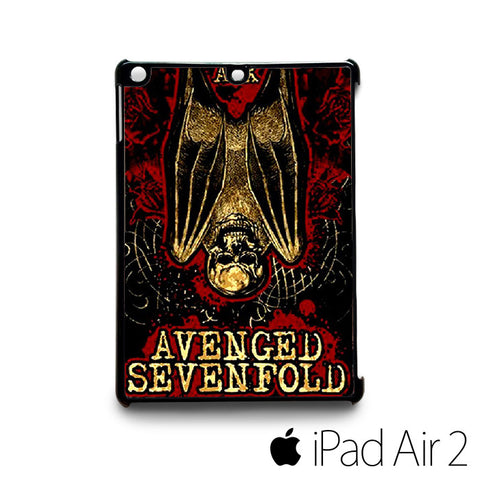 avenged sevenfold Logo Picture for custom case iPad 2/iPad Mini 2/iPad 3/iPad Mini 3/iPad 4/iPad Mini 4/iPad Air 1/iPad Air 2