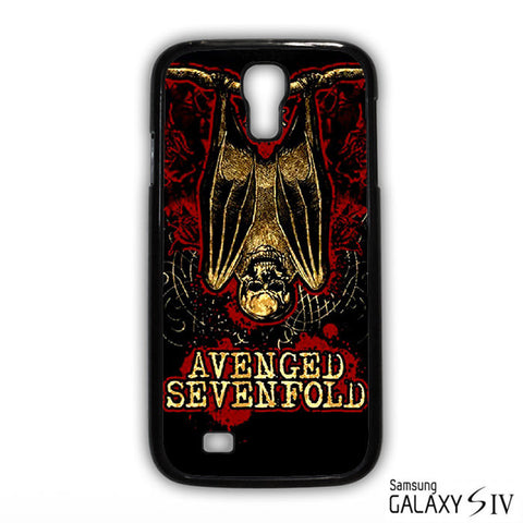 avenged sevenfold Logo Picture for Samsung Galaxy S3/4/5/6/6 Edge/6 Edge Plus