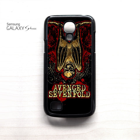 avenged sevenfold Logo Picture for Samsung Galaxy MiniS3/S4/S5 phonecases