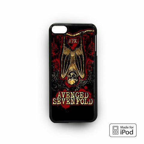 avenged sevenfold Logo Picture for iPod 6 phonecases