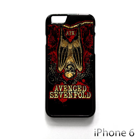 avenged sevenfold Logo Picture for Iphone 4/4S Iphone 5/5S/5C Iphone 6/6S/6S Plus/6 Plus phonecase