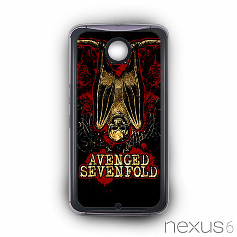 avenged sevenfold Logo Picture for Nexus 6 phonecases