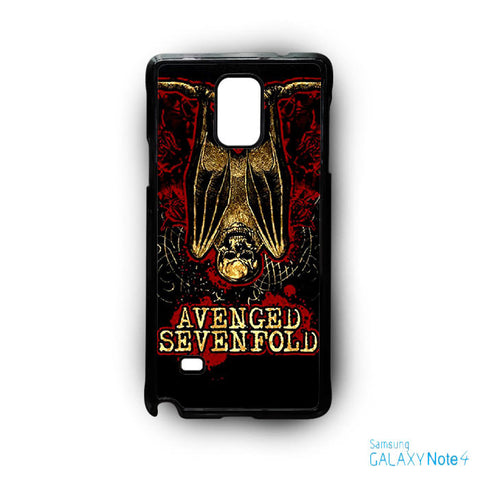 avenged sevenfold Logo Picture for phone case Samsung Galaxy Note 2/Note 3/Note 4/Note 5/Note Edge