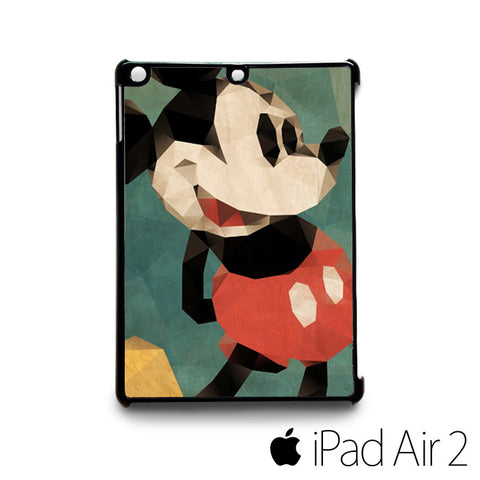 mr mickey mouse for custom case iPad 2/iPad Mini 2/iPad 3/iPad Mini 3/iPad 4/iPad Mini 4/iPad Air 1/iPad Air 2