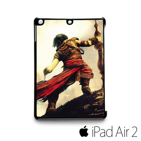 prince of persia on top of the roof for custom case iPad 2/iPad Mini 2/iPad 3/iPad Mini 3/iPad 4/iPad Mini 4/iPad Air 1/iPad Air 2