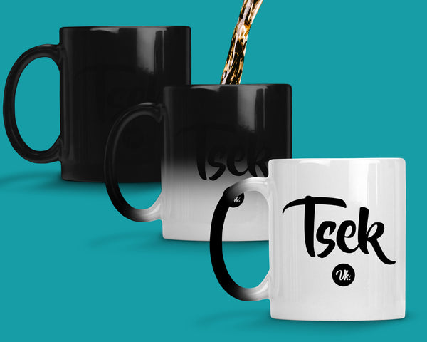 Tsek (Colour Changing Mug)