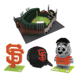 San Francisco Giants BRXLZ Collection