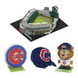 Chicago Cubs BRXLZ Collection
