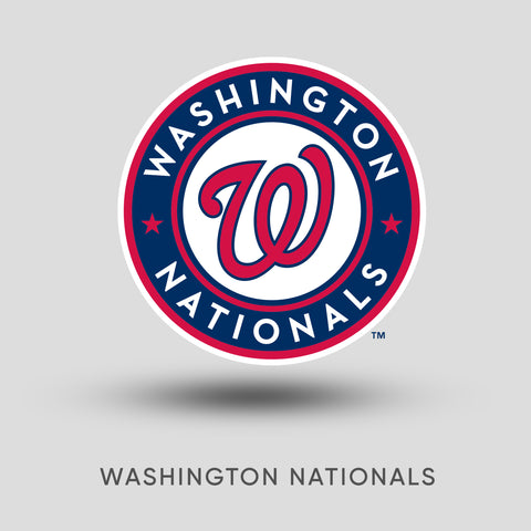 Washington Nationals Footwear Collection