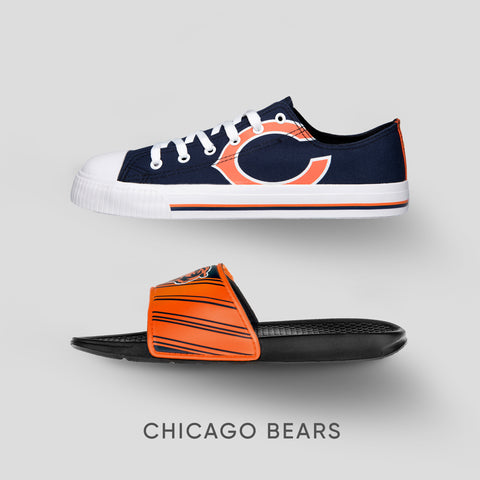 Chicago Bears Footwear Collection