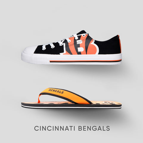 Cincinnati Bengals Footwear Collection