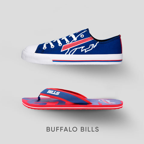 Buffalo Bills Footwear Collection