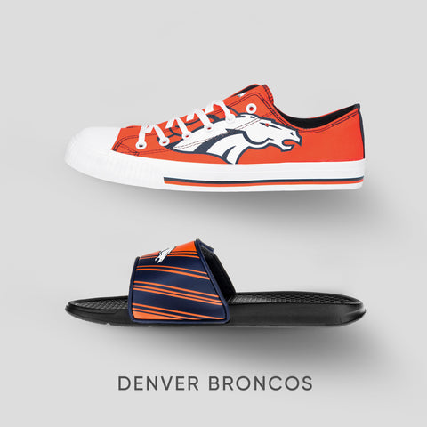 Denver Broncos Footwear Collection