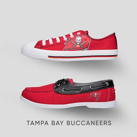 Tampa Bay Buccaneers Footwear Collection