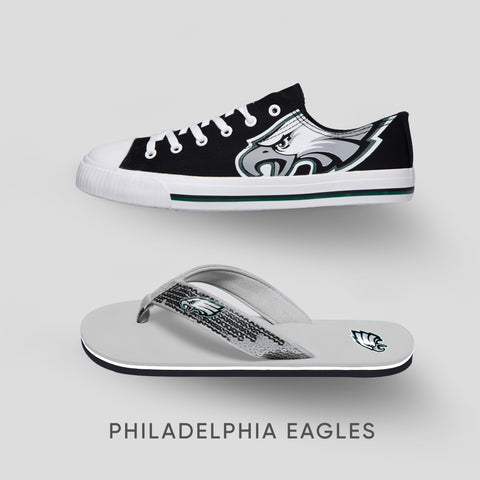 Philadelphia Eagles Footwear Collection