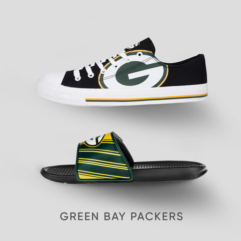 Green Bay Packers Footwear Collection