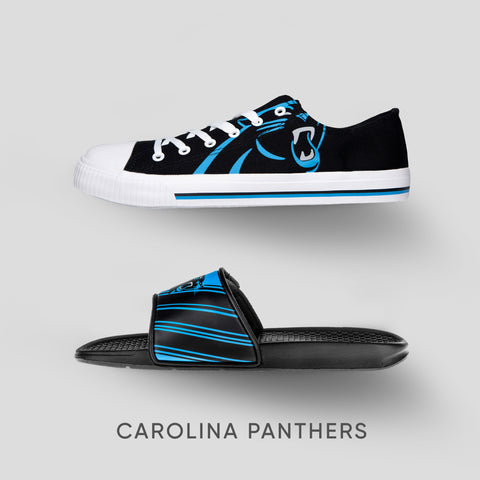 Carolina Panthers Footwear Collection