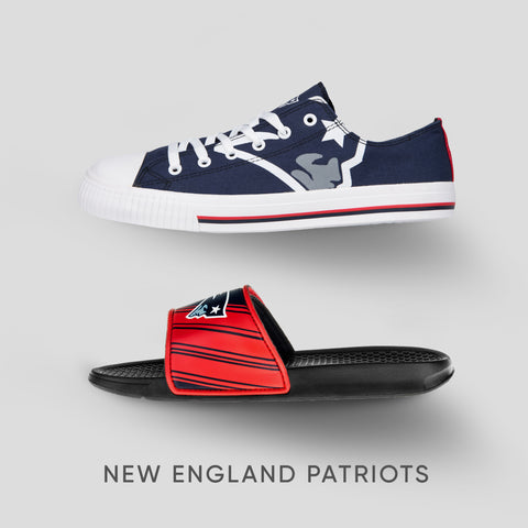 New England Patriots Footwear