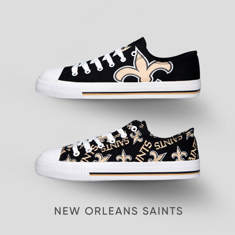 New Orleans Saints Footwear Collection
