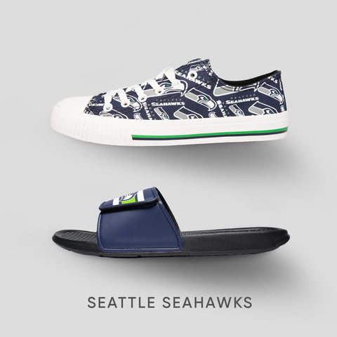 Seattle Seahawks Footwear Collection