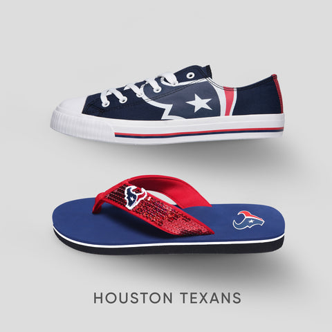 Houston Texans Footwear Collection