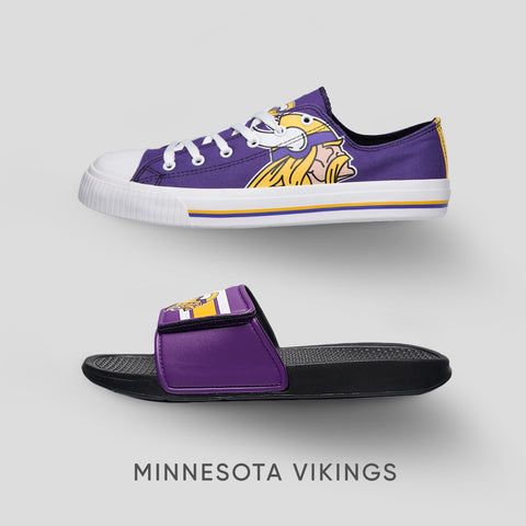 Minnesota Vikings Footwear